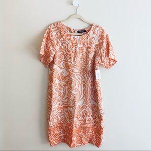 Ellen Tracy Silk Dress